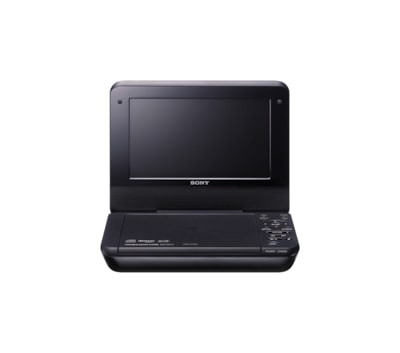 Picture of Portable DVD Player with USB Port