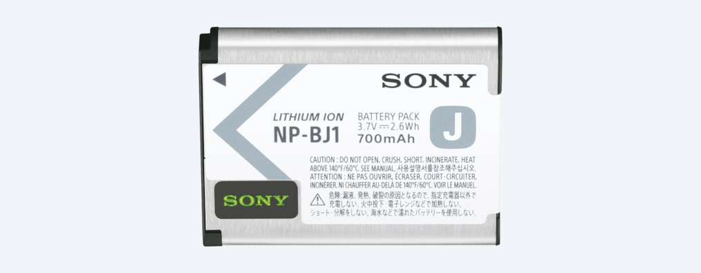 Images of NP-BJ1 J-type Rechargeable Battery Pack