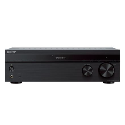 Picture of Stereo Receiver Phono Input and Bluetooth® Connectivity  | STR-DH190