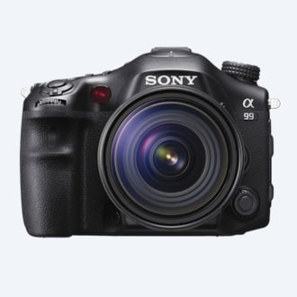 Picture of α99 A-mount Camera with 35mm Full-frame Sensor