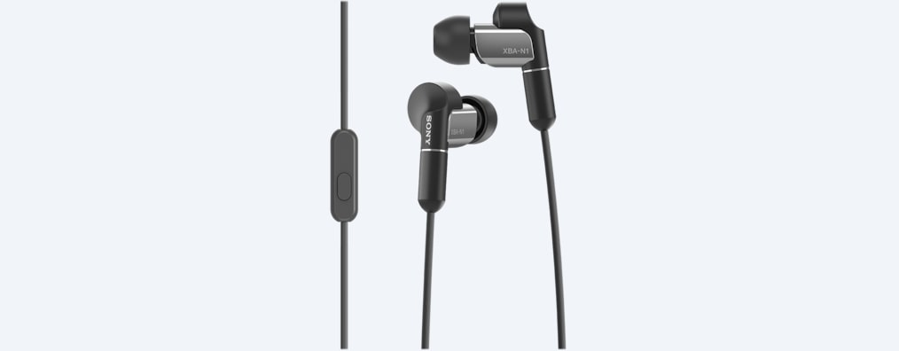 Images of XBA-N1AP In-ear Headphones