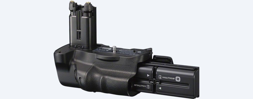 Images of Vertical Grip for α99 II/α77 II