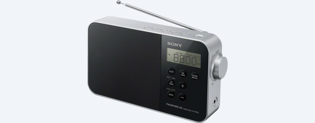 Images of Portable Digital Clock Radio
