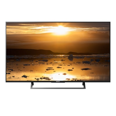 Picture of XE80 4K HDR TV with  4K X-Reality PRO