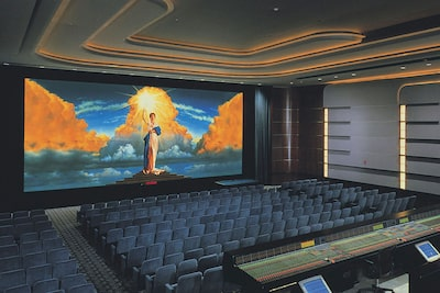 Theatrical surround sound in your home