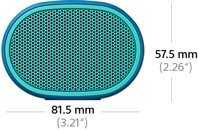 Picture of XB01 EXTRA BASS™ Portable BLUETOOTH® Speaker