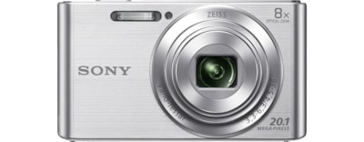Images of W830 Compact Camera with 8x Optical Zoom