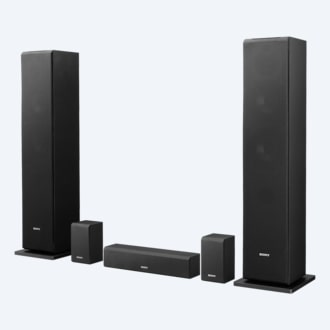 Picture of SS-CS310CR 5ch Surround Sound Speaker System
