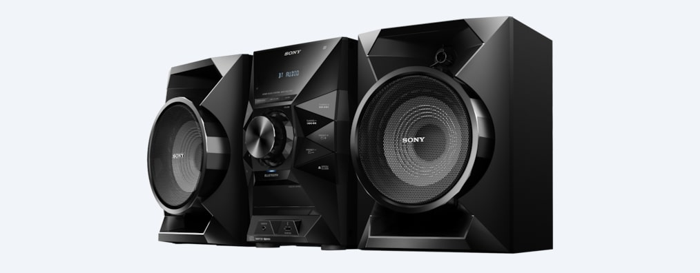 Images of Hi-Fi System with NFC and BLUETOOTH® technology