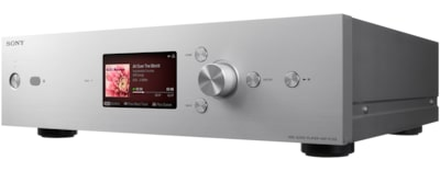 Images of High-Resolution Audio Player