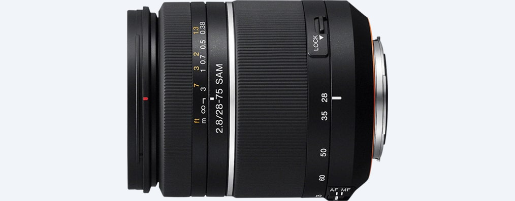 Images of 28–75mm F2.8 SAM