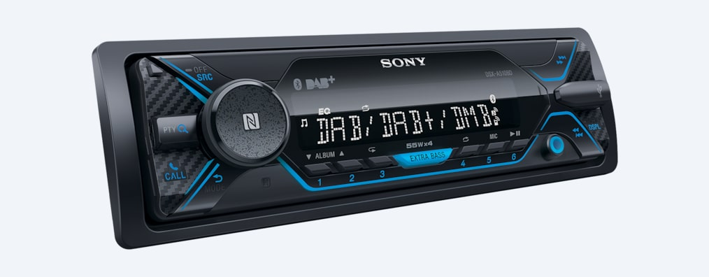Images of DAB Radio Buetooth® Media Receiver