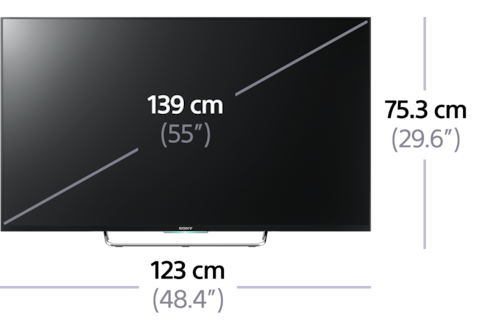 Picture of W80C / W85C Full HD with Android TV