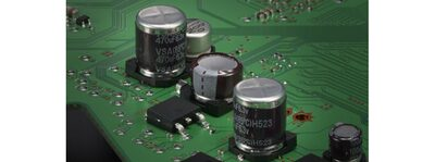 Image of capacitors