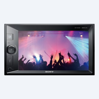 "Picture of 15.7cm (6.2"") Media Receiver with BLUETOOTH® Wireless Technology"