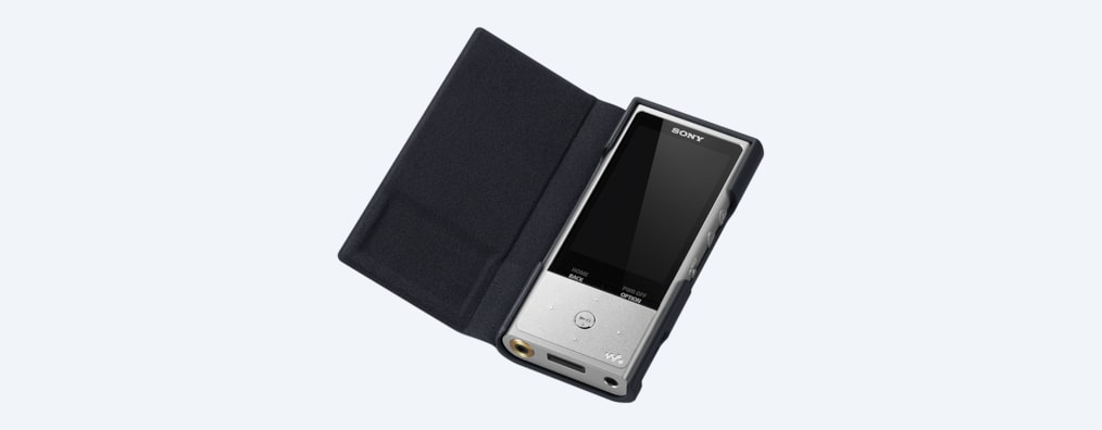 Images of Walkman® with High-Resolution Audio