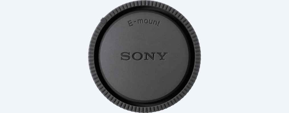 Images of Rear Lens Cap For E-Mount Cameras