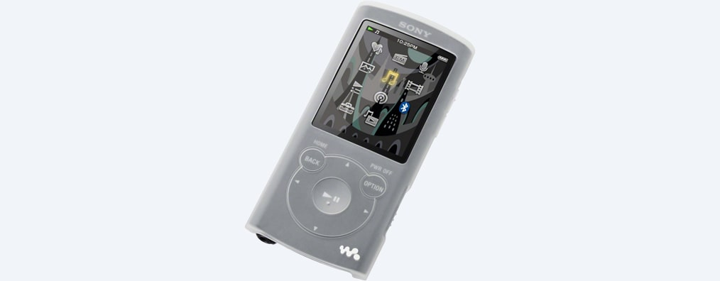 Images of CKM-NWS770 Silicone Case for Walkman®