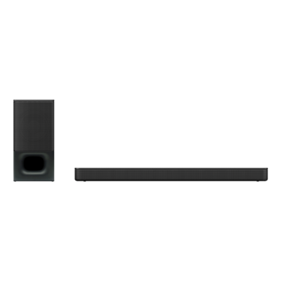 Picture of 2.1ch Sound Bar with powerful wireless subwoofer and BLUETOOTH® technology | HT-S350