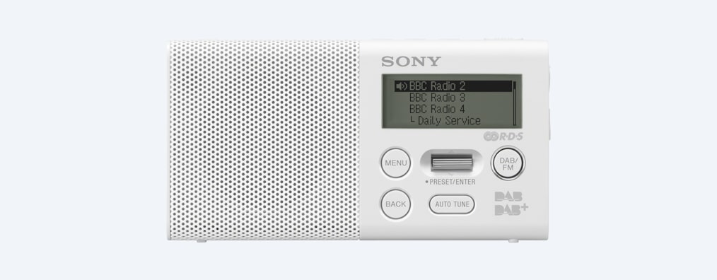 Images of Pocket DAB/DAB+Radio