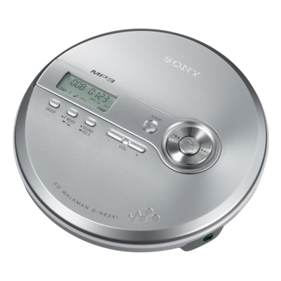 Picture of Portable CD Walkman