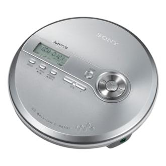 Sony Portable CD Walkman