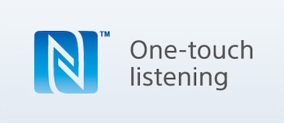 One-touch listening via NFC