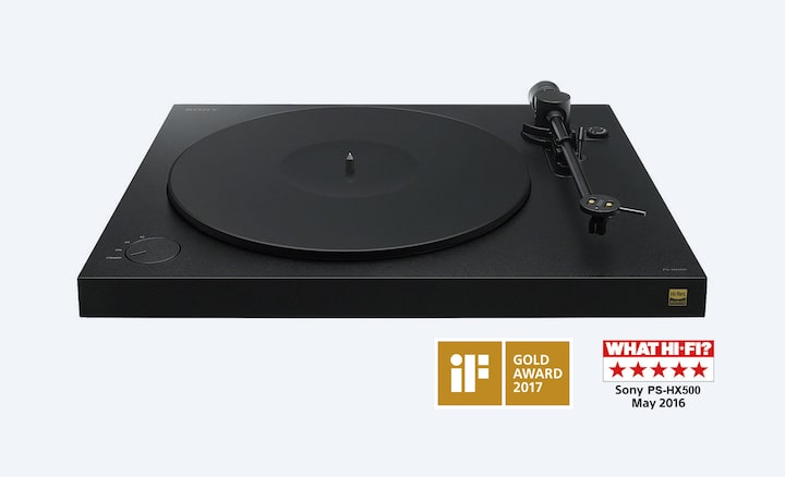 What Hi-Fi? 5 Star Award
