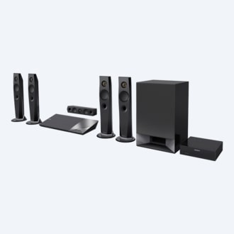 Picture of BDV-N7200W 3D Blu-ray™ Home Cinema System