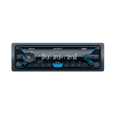 Picture of DAB Media Receiver with BLUETOOTH® Wireless Technology