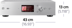 Picture of High-Resolution Audio Player
