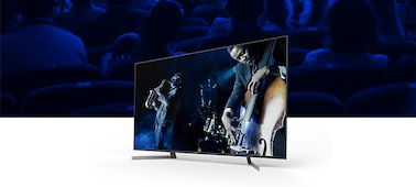 Picture of XG95 | Full Array LED | 4K Ultra HD | High Dynamic Range (HDR) | Smart TV (Android TV)