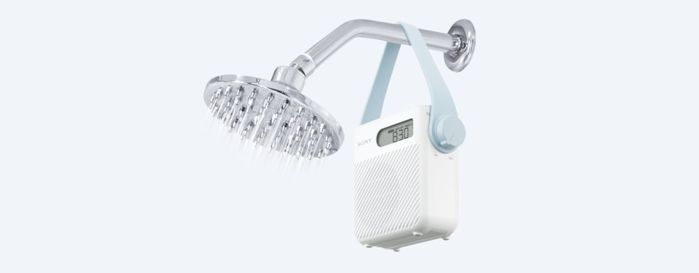 Images of Shower Radio with Speaker