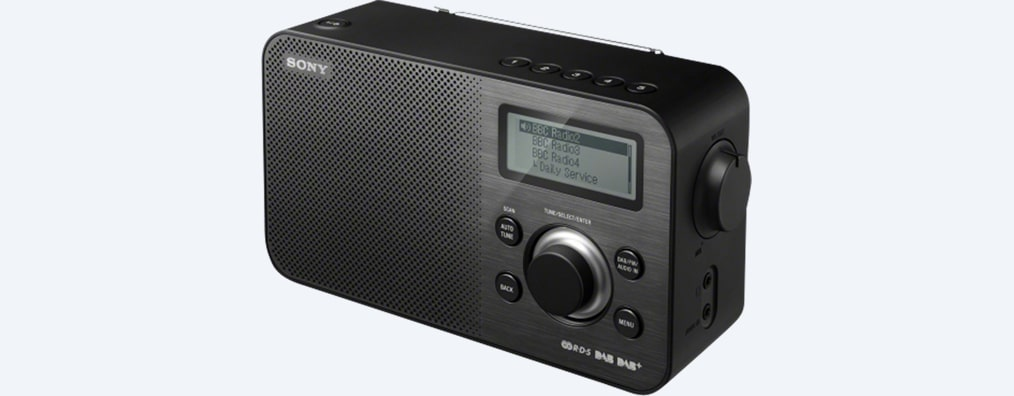 Images of Portable Digital DAB/DAB+ Radio