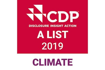CDP DISCLOSURE INSIGHT ACTION: A-list 2019, climate