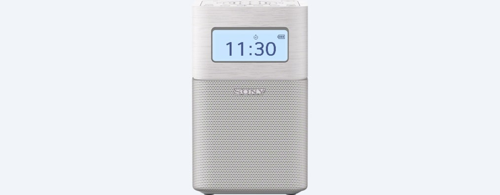 Images of Portable Clock Radio with Bluetooth