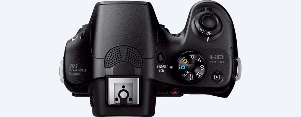 Images of α3000 E-mount Camera with APS-C Sensor