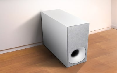 Wireless subwoofer