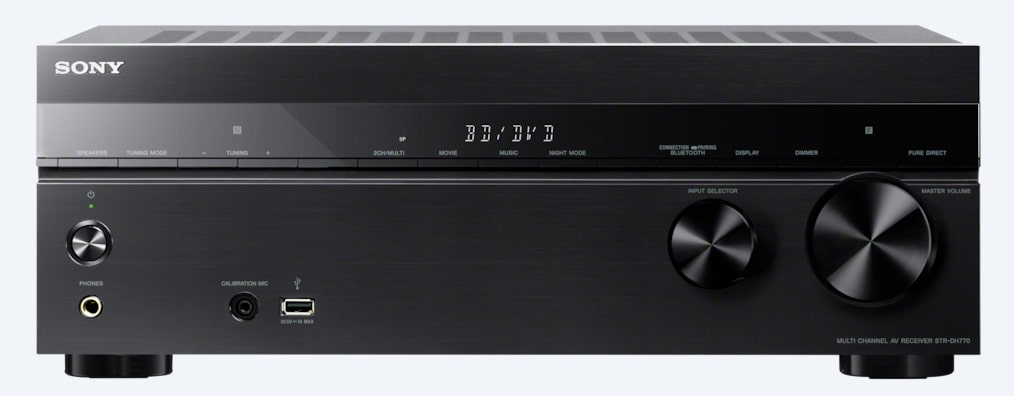 Images of 7.2ch Home Theatre AV Receiver | STR-DH770