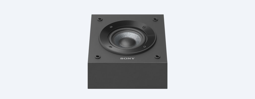 Images of Dolby Atmos Enabled Speakers