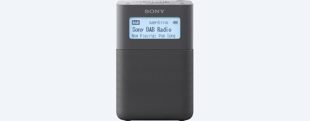 Images of Portable DAB/DAB+ Clock Radio with Speakers