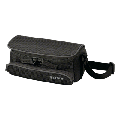 Picture of LCS-U5 Soft Carrying Case For Handycam