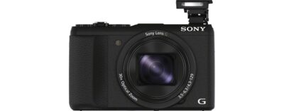 Images of HX60 / HX60V Compact Camera with 30x Optical Zoom