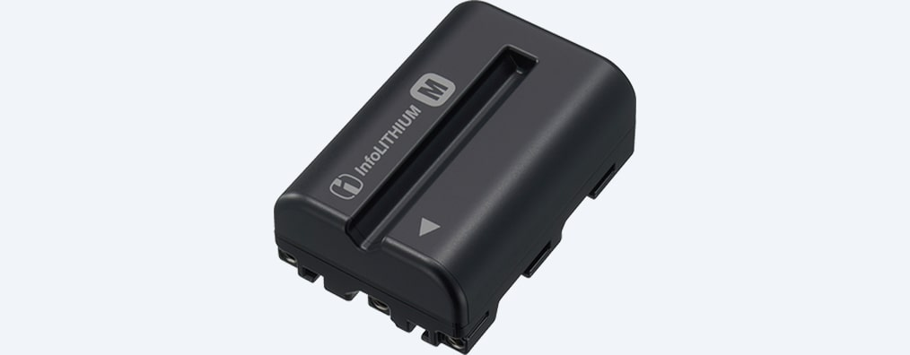 Images of NP-FM500H M-series Rechargeable Battery Pack