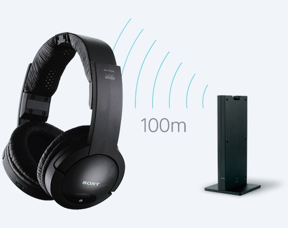 100m wireless listening range
