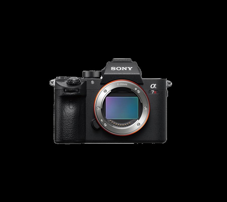 ILCE7RM3B.CEC | Buy α7R III 35mm full-frame camera with autofocus ...